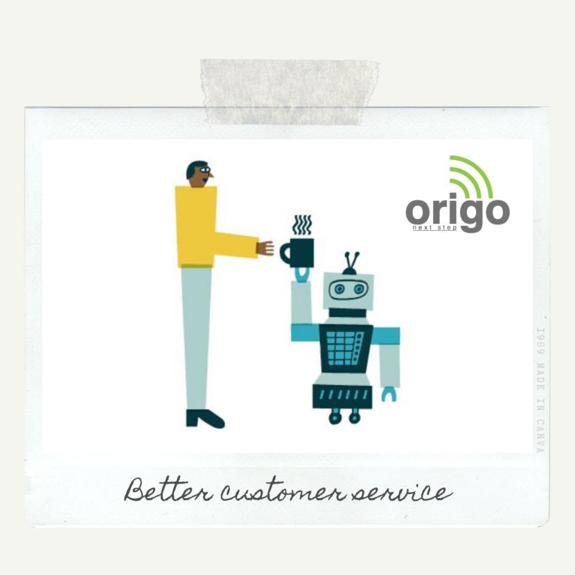 Artificial Intelligence Origo Solutions