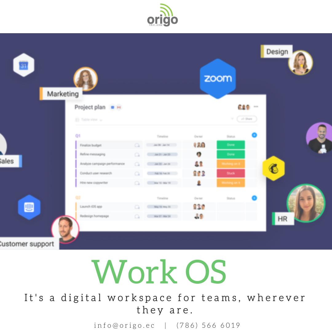 Work OS Origo Solutions